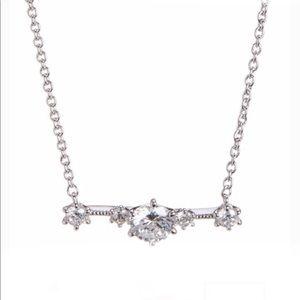 NADRI - Edward Bar Pendant Necklace